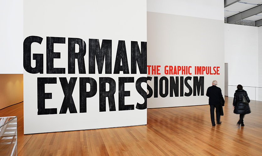 German Expressionism The Graphic Impulse SEGD