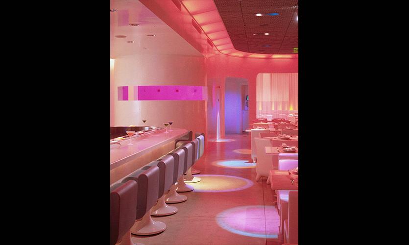 Pod Restaurant Segd