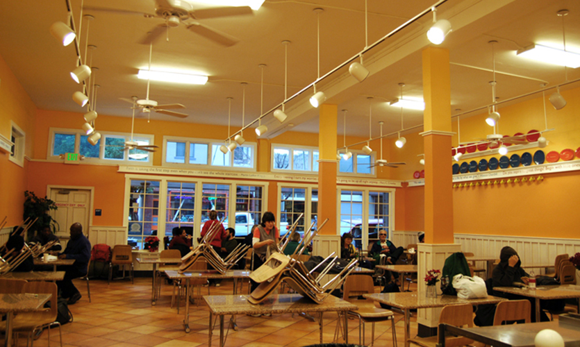 St Vincent De Paul Free Dining Room SEGD