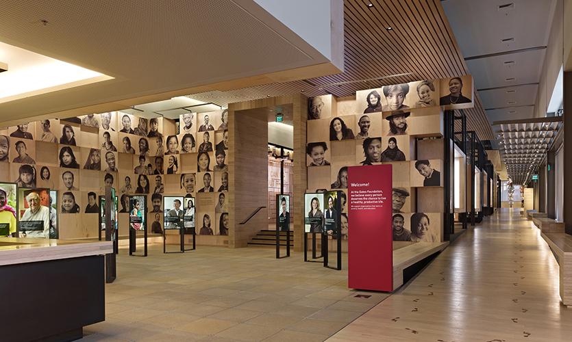 Bill And Melinda Gates Foundation Visitor Center Segd