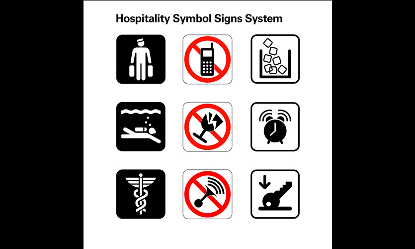 Official Signs Icons 2 Segd