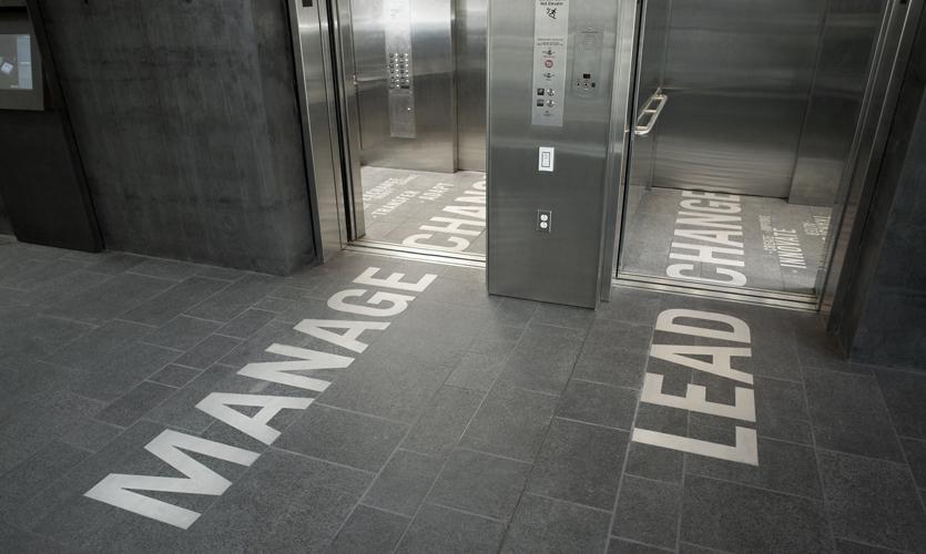 Change Elevators, 2011 Photo
