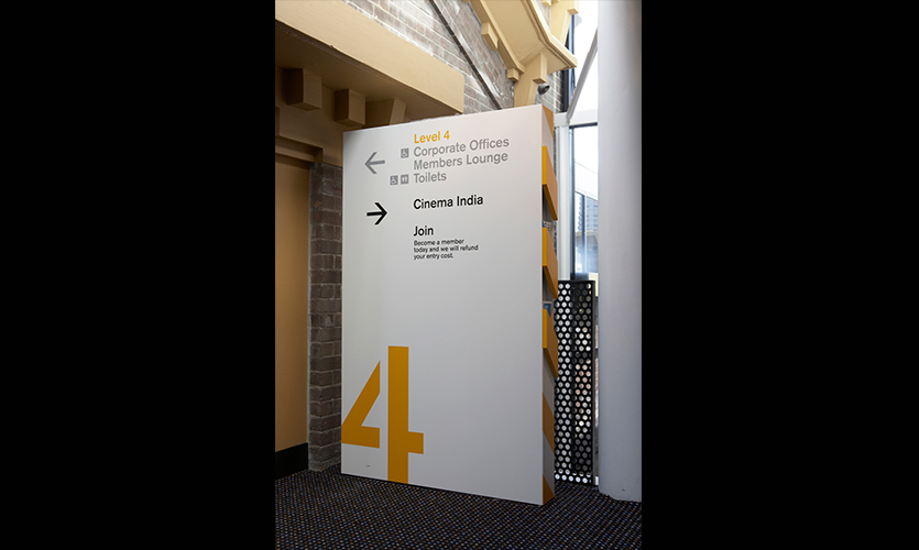 Powerhouse Museum Wayfinding And Graphics Segd