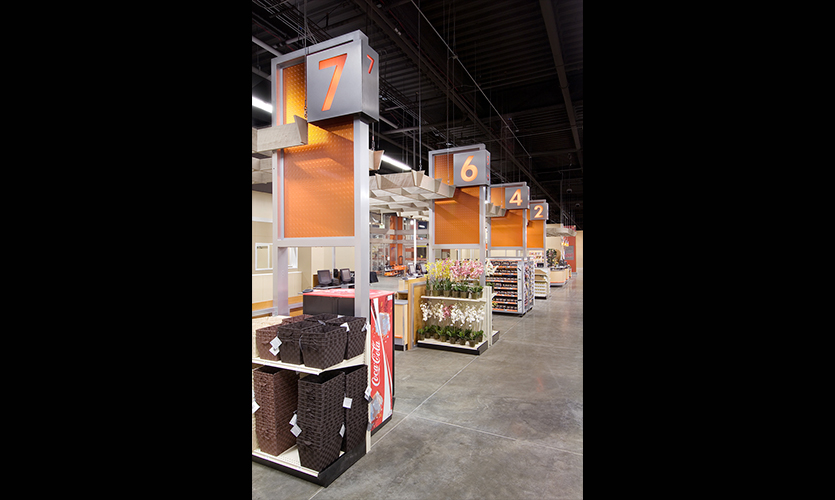 Register Identification, Home Depot Design Center, Home Depot, Little
