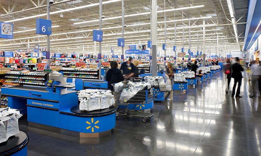 Wal Mart Retail Environment