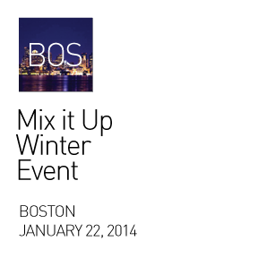 Graphic for the Boston Mix it Up