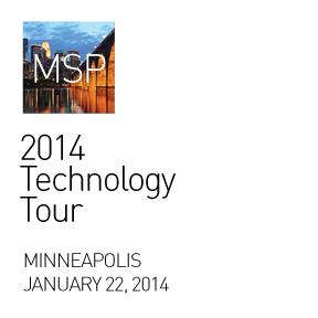 Minneapolis Tech Tour