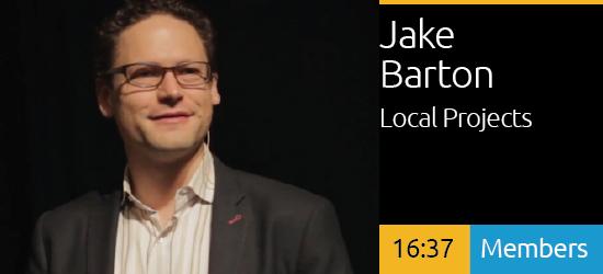 Emerging Trends, Jake Barton