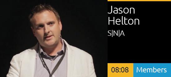 Jason Helton: The Collaborative Process