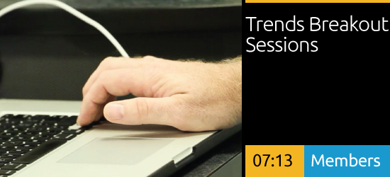 Be Trends Breakout Sessions
