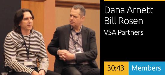 Dana Arnett and Bill Rosen - Rethinking Design