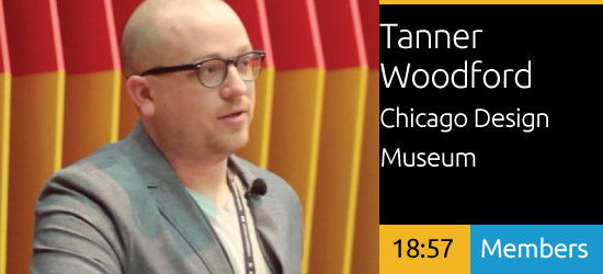 Tanner Woodford - Experience Chicago
