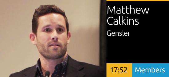 Matthew Calkins: Digital Signage for Shopping