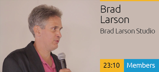 Brad Larson: Play and Learning in XGD