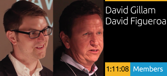 David Gillam and David Figueroa: Global Wayfinding