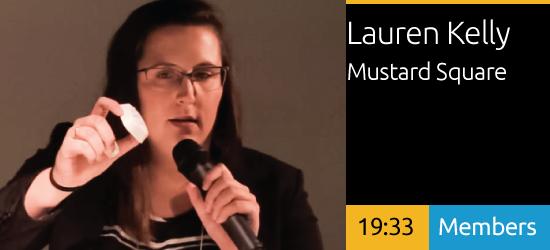Lauren Kelly: The Future of Wayfinding- Beacons