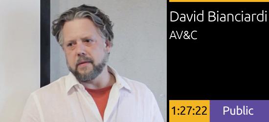 David Bianciardi - Media Integration