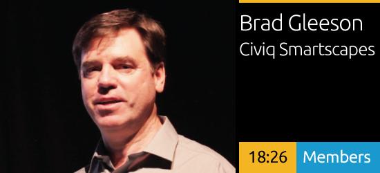2015 Xlab - Brad Gleeson - Transforming Cities