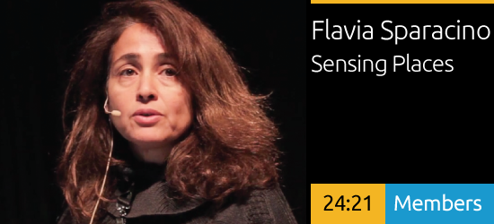2015 Xlab - Flavia Sparacino - Transforming Business