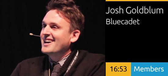 2015 Xlab - Josh Goldblum - Transforming Business