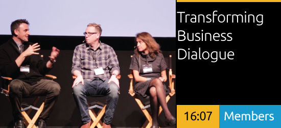 Transforming Business Dialogue