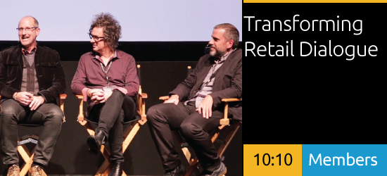 2015 Xlab - Transforming Retail Dialogue