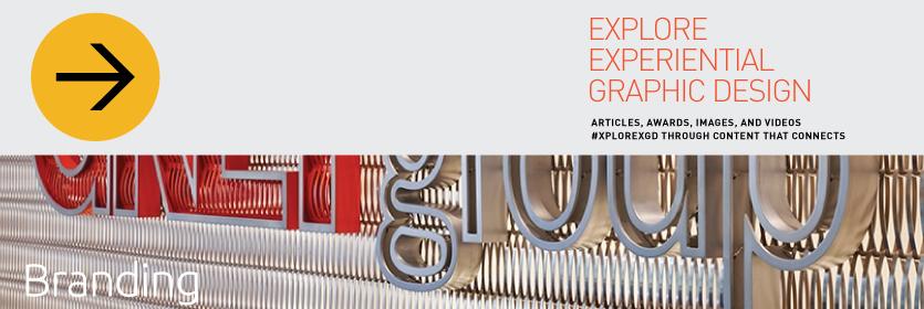 Explore Experiential Graphic Design Branding