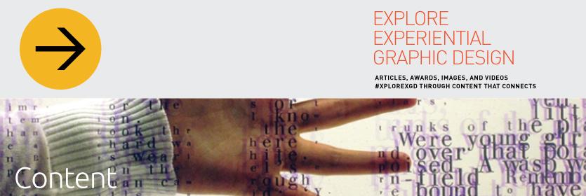 Explore Experiential Graphic Design Content