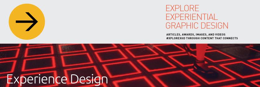 Explore Experiential Graphic Design Experience Design