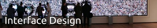 Explore Experiential Graphic Design Interface Design