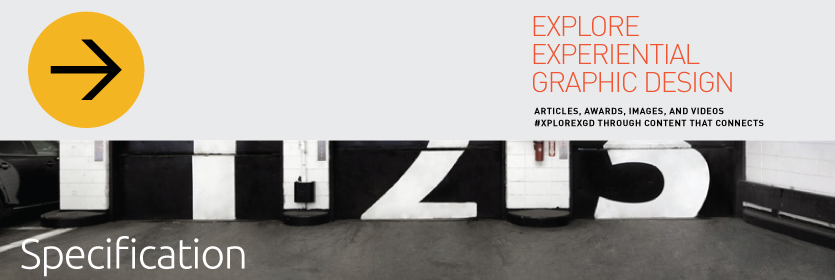 Explore Experiential Graphic Design Specification