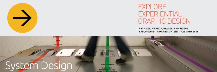 Explore Experiential Graphic Design System Design
