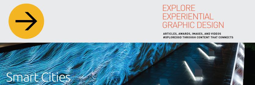 Explore Experiential Graphic Design Smart Cities