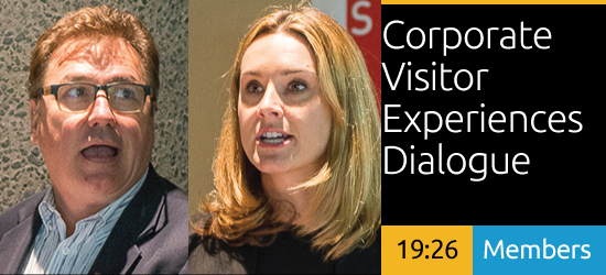 Corporate Visitor Experiences Dialogue