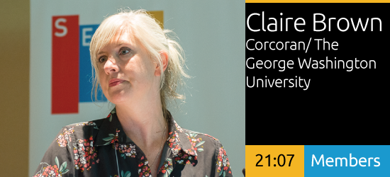 Clare Brown -  The Next Generation of Experience Designers