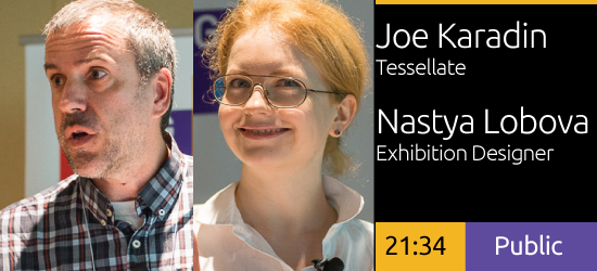 Joe Karadin and Nastya Lobova - The Next Generation of Experience Designers