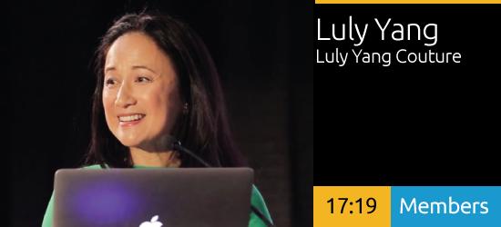 Luly Yang - Making Experiences Human Again
