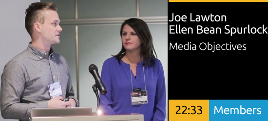 Joe Lawton & Ellen Bean Spurlock - Defining Spaces for All Ages : Workplace Wayfinding