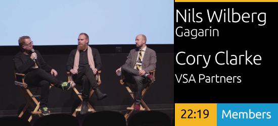 Niles Wiberg and Cory Clarke - Next Gen Interaction: Next Gen Thinking