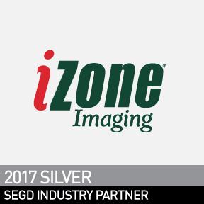 iZone Imaging - 2017 Silver Industry Partner