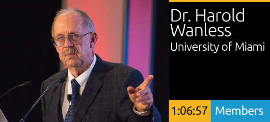 Dr. Harold Wanless w/ Benatuil intro + Dialogue -Sea Level Rise and the Impact on Design