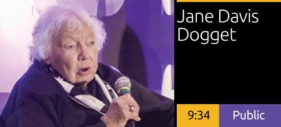 Jane Davis Doggett - Wayfinding in the Jet Age