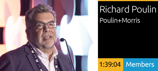 Richard Poulin - Archigraphia Redux: Championing Global Design Excellence
