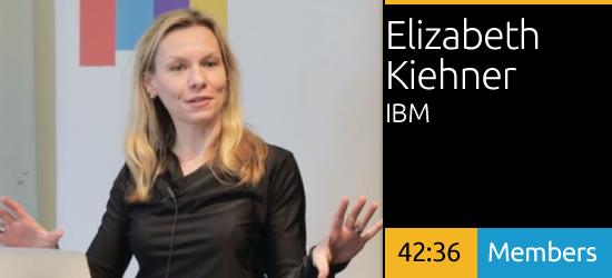 Elizabeth Kiehner - New Models for an Experimental Economy + Dialogue