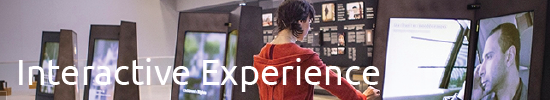 Click to explore articles about Interactive Experiences