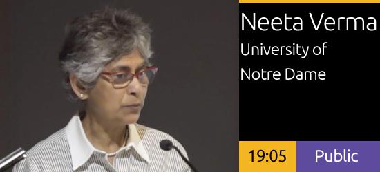 2018 Academic Summit - Minneapolis - Neeta Verma - Examining Sustainability Through A Cross-Cultural Prism