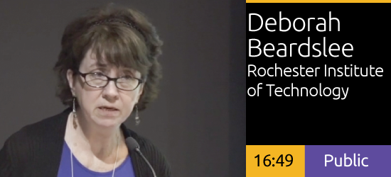2018 Academic Summit Minneapolis - Deborah Beardslee - Graduated Skills