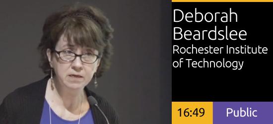 2018 Academic Summit Minneapolis - Deborah Beardslee - Graduated Skills