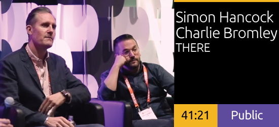 Simon Hancock and Charlie Bromley - Building Brands For Innovative Place