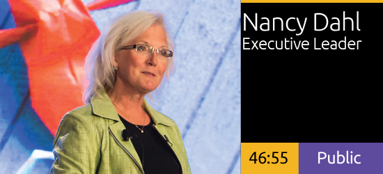 Nancy Dahl - Leading With Authenticity And Intention